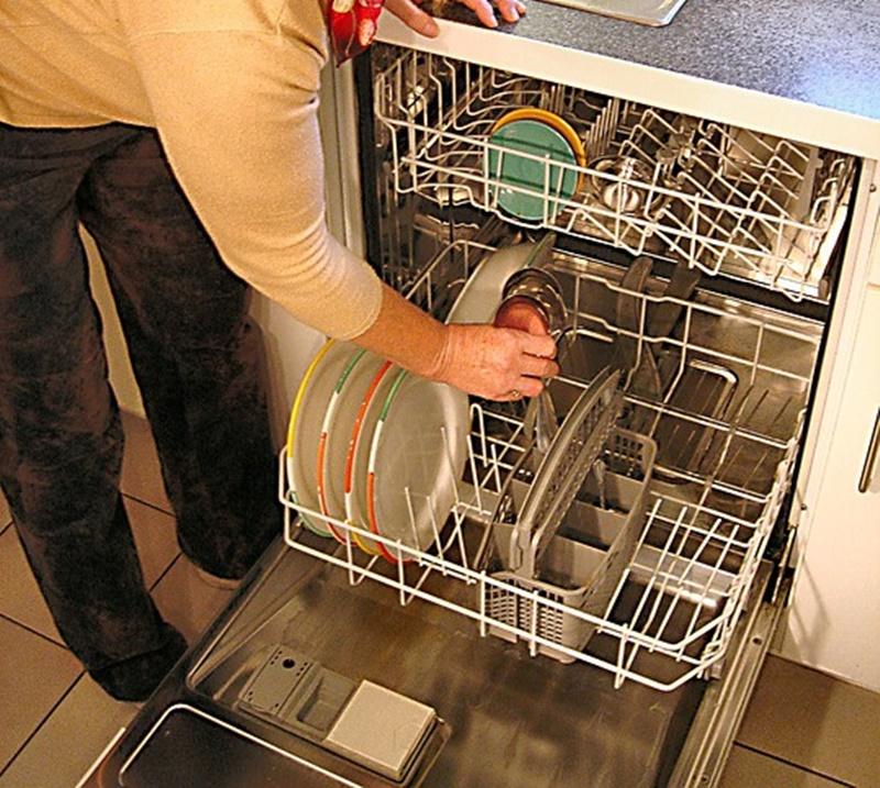 lavatrice - Lavastoviglie da caricare