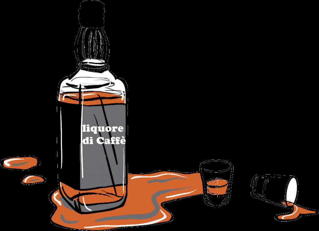 liquori fatti in casa - Liquore Di Caffè