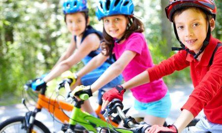 Borse di studio - Bici con dei Bambini
