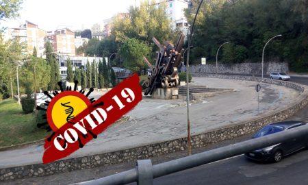 Frosinone miglior capoluogo - monumento mastroianni