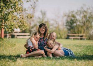 Affido familiare - una mamma affidataria