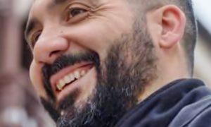 Gerardo Frantellizzi - Frantellizzi che sorride