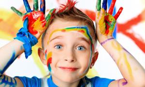 Centri estivi per bambini - Bimbo Colorato