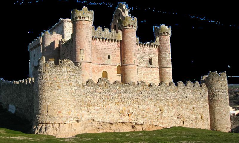 Castello di Selva dei Muli - Castello Fortificato