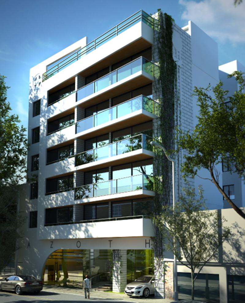 Rigenerazione urbana al via - Palazzo Con Vetrate Ampie ristrutturato
