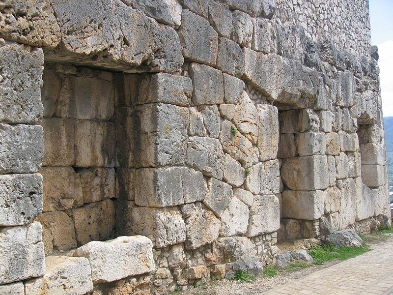 Acropoli di Alatri - Mura megalitiche