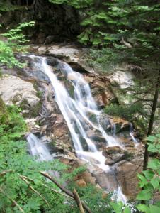 Le sorgenti del Cosa - Sorgente di montagna