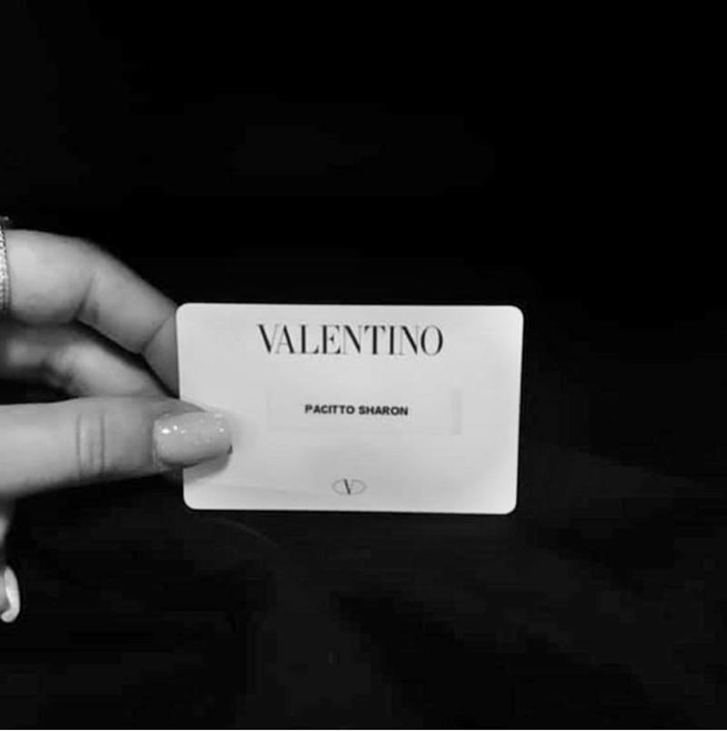 moda italiana - Valentino