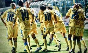 Forza Frosinone - Frosinone Calcio in campo