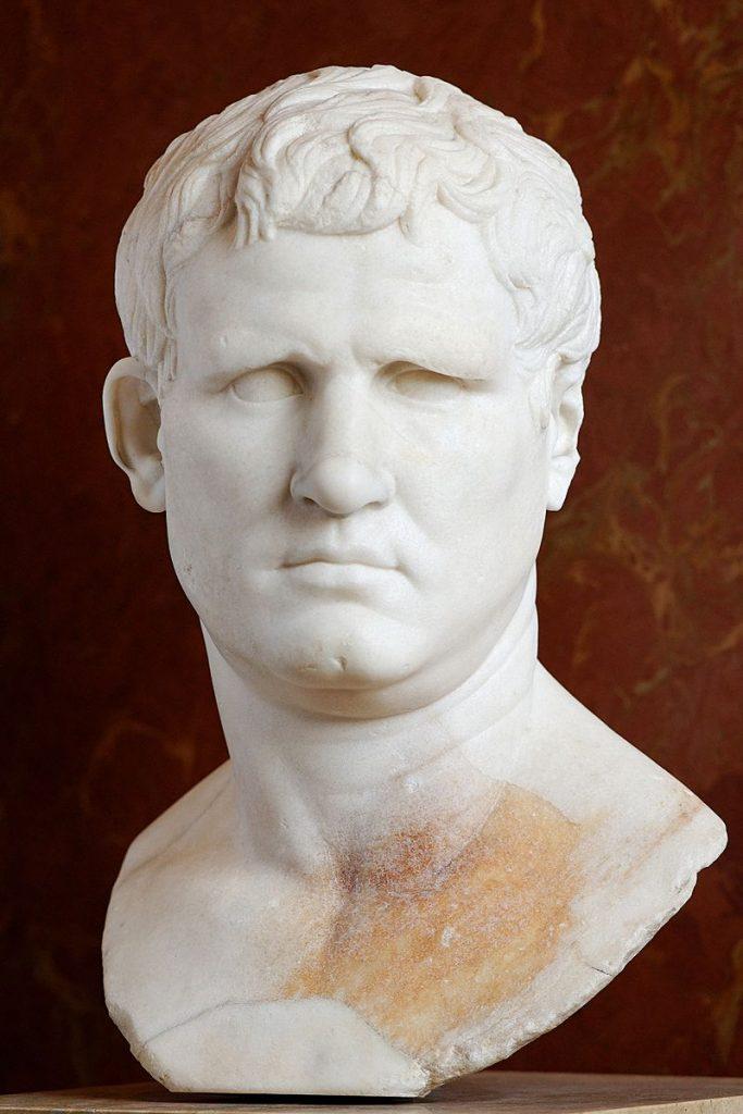 Il Pantheon - Vipsanio Agrippa