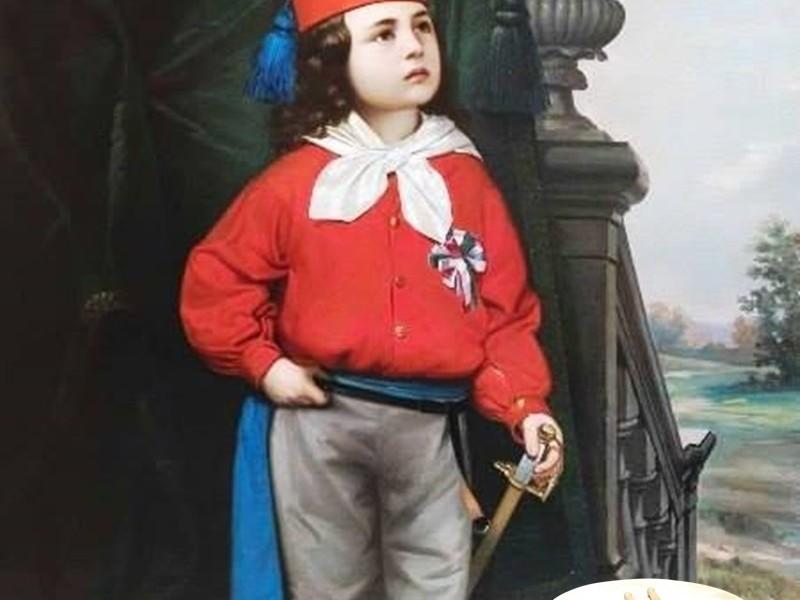 la scalea del Tamburino - piccolo Garibaldino