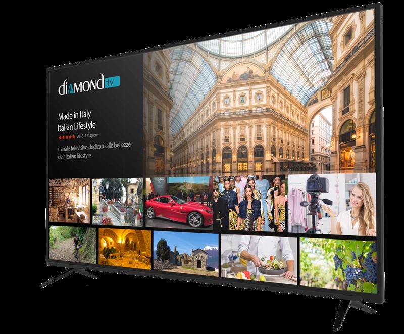 Diamond media group - Diamond Mockup Tv