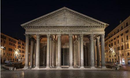 Il Panteon - Pantheon Di Notte