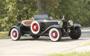 Giornata nazionale del veicolo d'epoca - Auto Con Le Gomme Bianche