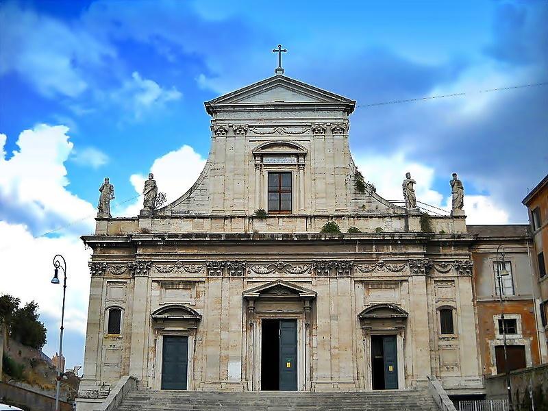 la chiesa dei ciociari a Roma - Chiesa Santa Maria Della Consolazione