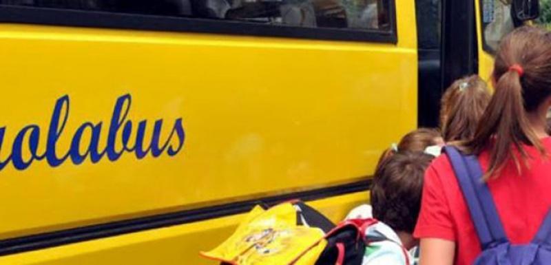Richiedere il trasporto scolastico - scuolabus ciociara