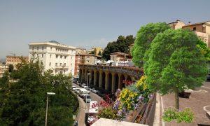 I piloni - I Piloni visti dal largo Turriziani