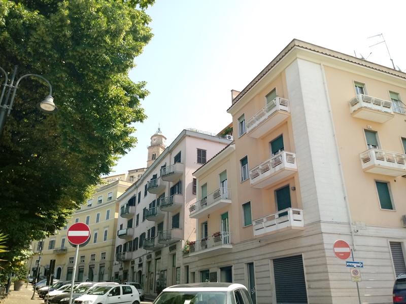 I piloni - Curva Zallocco da largo Turriziani