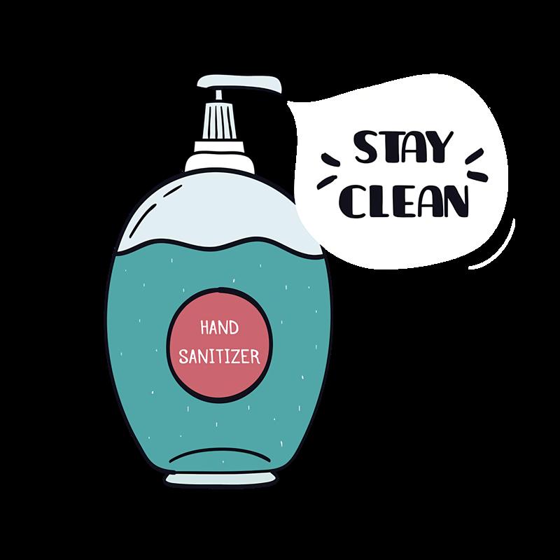 Kit anti #Covid-19 - Dispenser con sapone