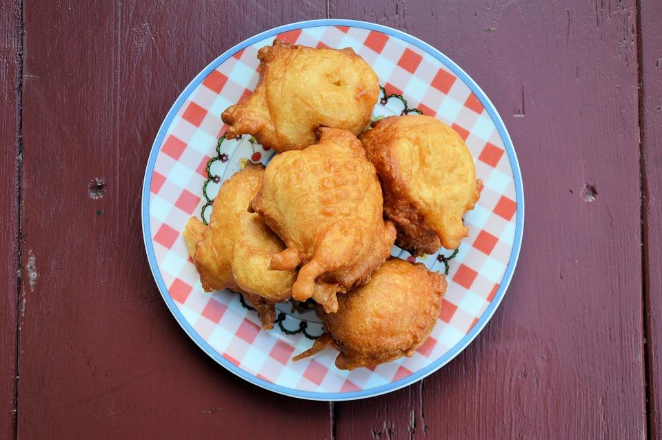 i tartalicchi - tartalicchi fritti