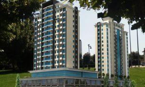 Ampliamento dello Spaziani - ospedale nuovo con nuovo edificio