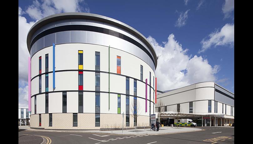 Nuovo ospedale a Frosinone - progetto ospedale simile alla chiesa di San Paolo
