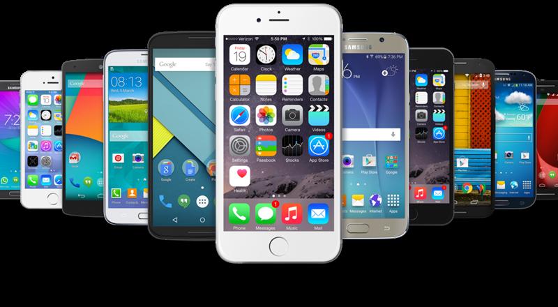 App di monitoraggio #Covid-19 - serie di telfoniSmartphone 4