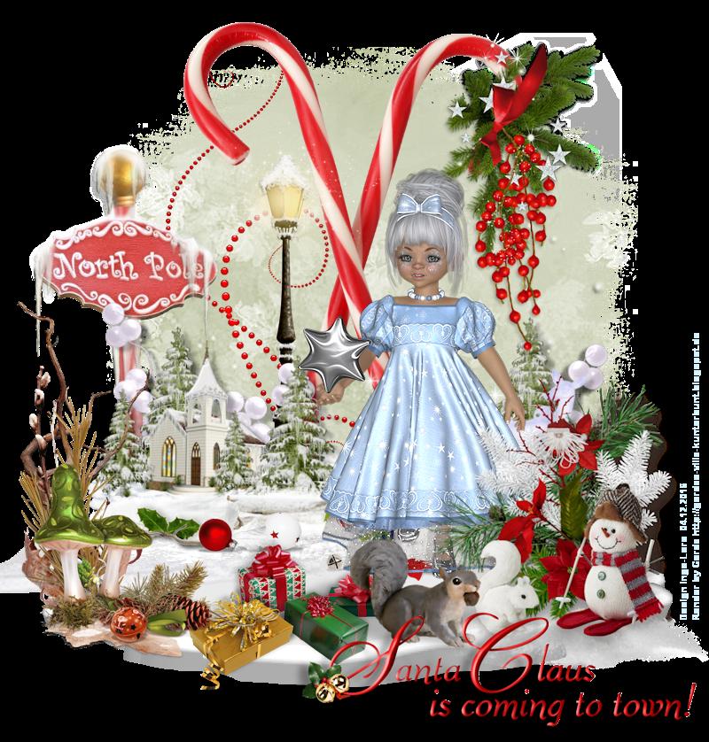 Addobbi natalizi in anticipo - Addobbi misti