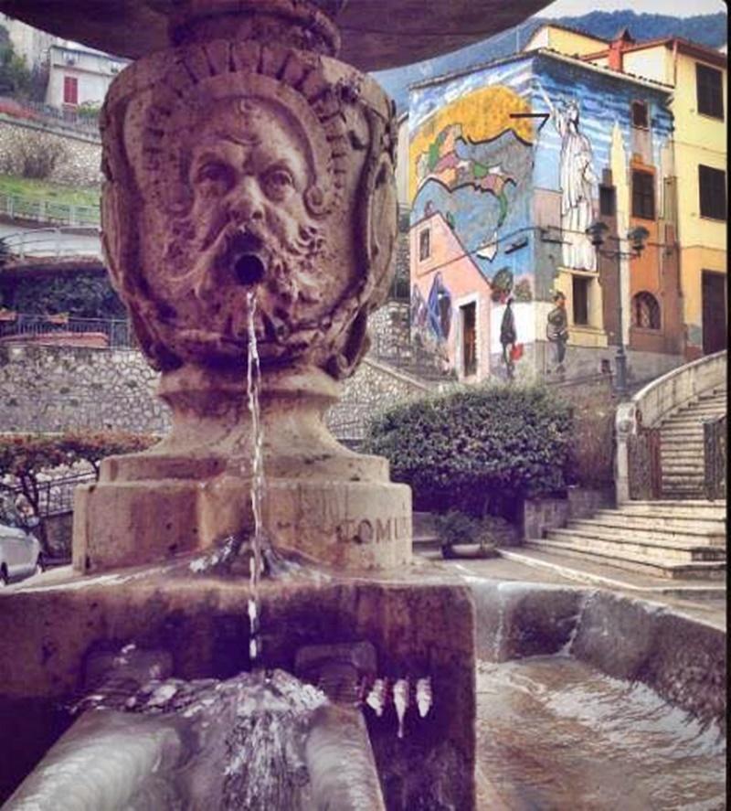 Morolo - Fontana Cittadina di Morolo