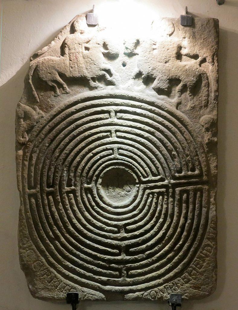 scultura - Labirinto Chiesa Di Pontremoli