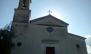 Immacolata Concezione - Chiesa Immacolata Concezione Di Arpino al tramonto