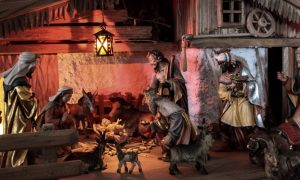 Natale di Acuto - Presepe Artistico del psese