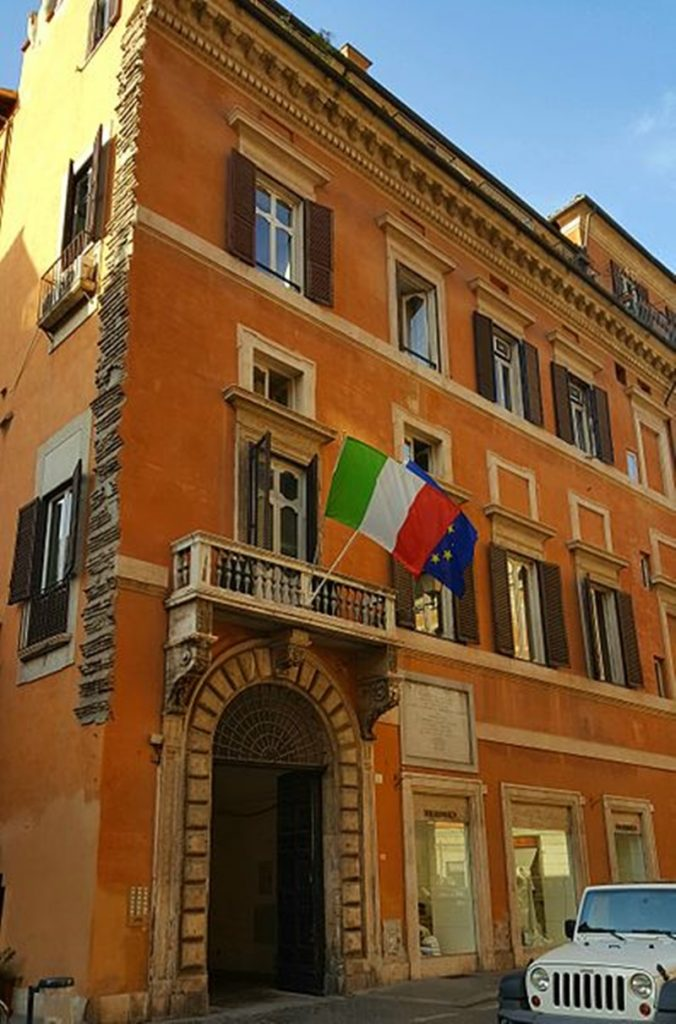 Fermenti in Comune - Sede Anci di Roma