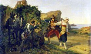 Il brigante ciociaro - Brigante Tradito dalla sua donna