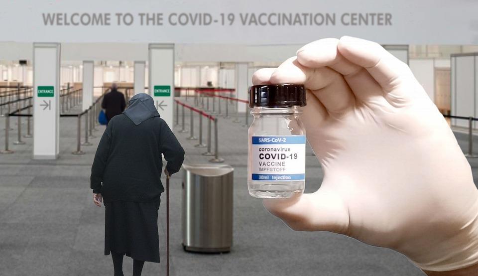 Prenotazione vaccino covid - centro di vaccinazione