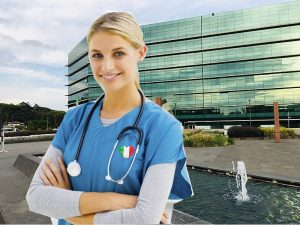 Vaccino italiano in arrivo - sede del Ministero Della Salute
