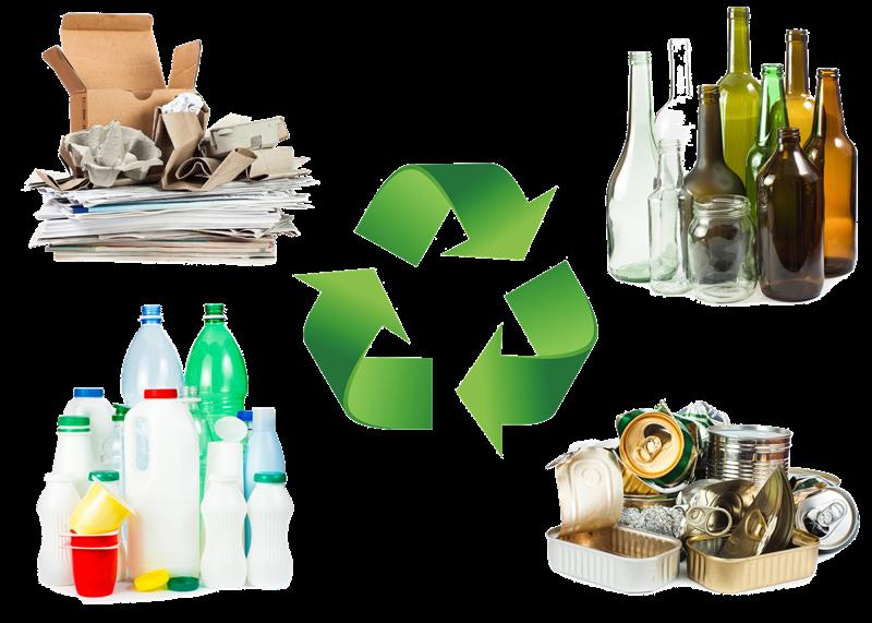 La Raccolta rifiuti ingombranti - Riciclo completo dei rifiuti