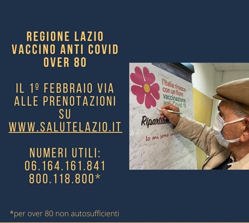 Prenotazione vaccino covid - Vaccino Covid  con i numeri utili