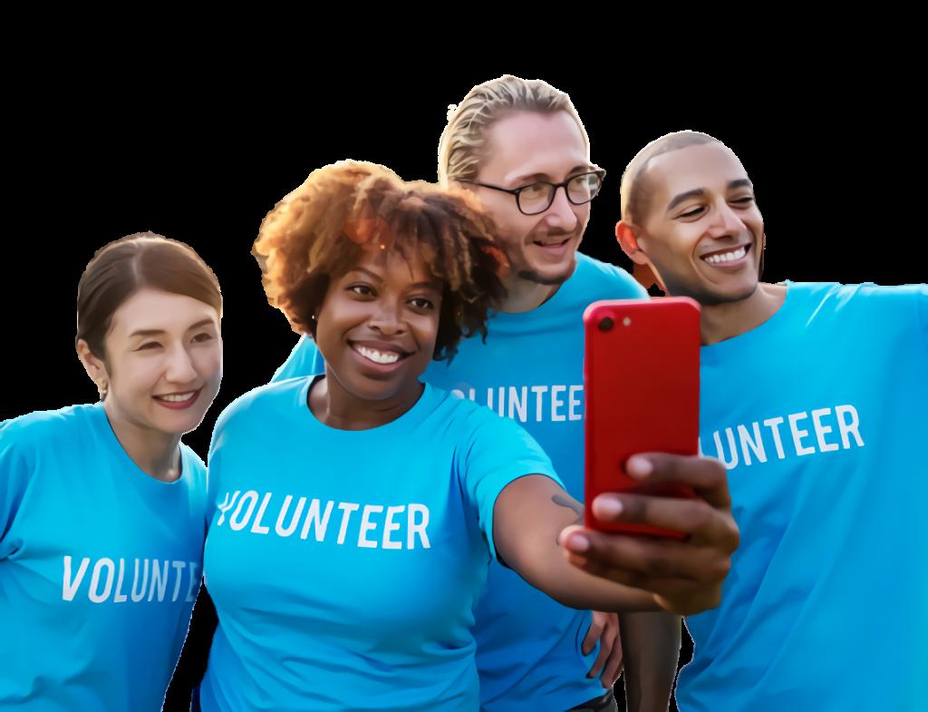 Servizio Civile per 20 volontari - Volontari per un selfie