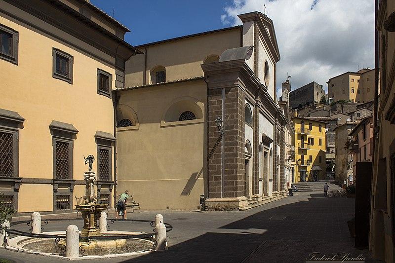 Palazzo Colonna - Centro Di Paliano