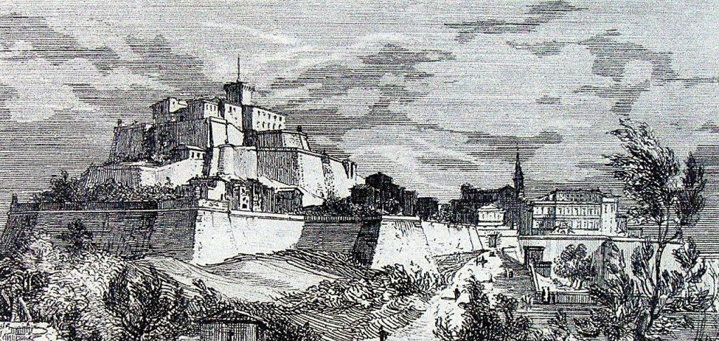 Palazzo Colonna - Fortezza Di Paliano pre esitente