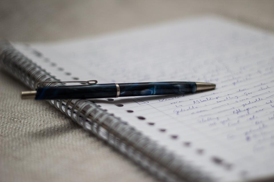 liste - Carta E Penna per scrivere