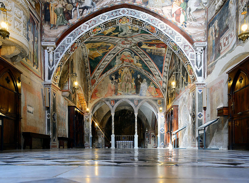 Progetto Latium - Monastero Del Sacro Speco a Subiaco