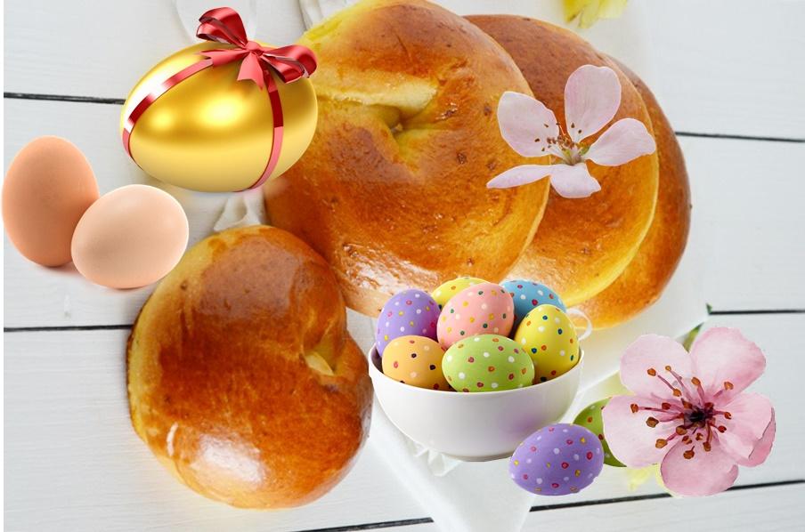 Le ciambelle di Pasqua ciociare - Dolcetti Pasquali e ciambelline