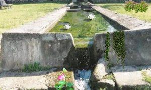 Acqua puzza di Ferentino - Fontanile di Ferentino sulla casilina