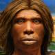 L'uomo di Ceprano - ricostruzione di Primitivo