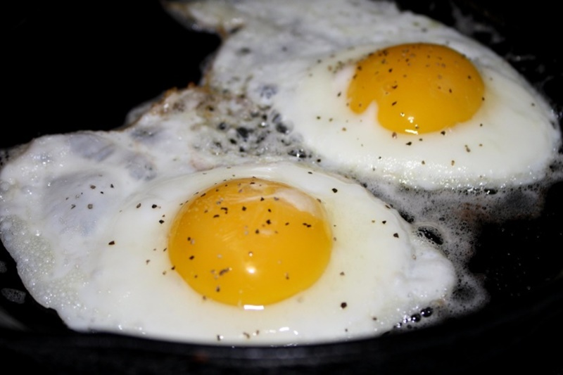Le uova del concilio di Trento - uova al tegame