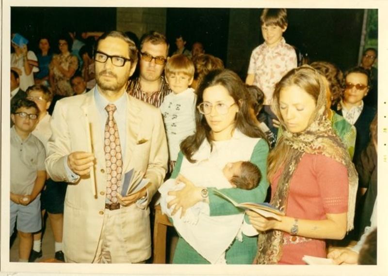 Battesimo - una foto di Manfredi ed Erminia