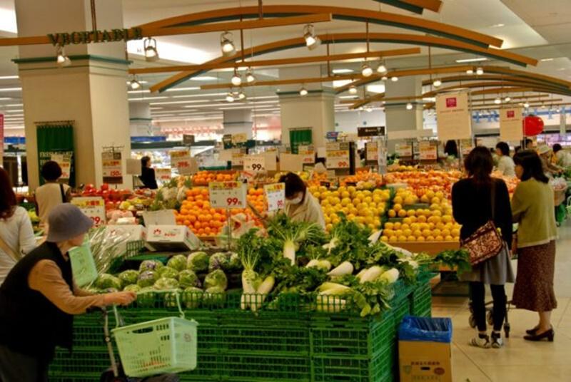 carrello verde - Buoni Spesa da spendere al supermercato