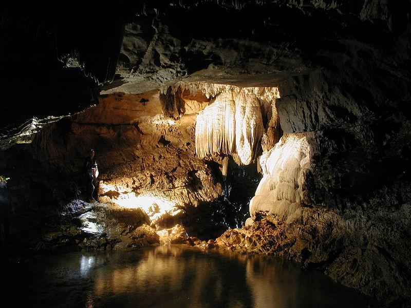 Le grotte di Falvaterra - immagine delle Grotte di Falvaterra